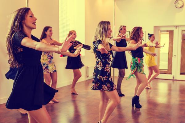 Salsa Workshop in Veenendaal
